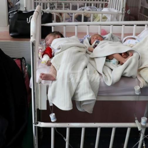 Майките на 12 бебета бяха убити дни след раждането
