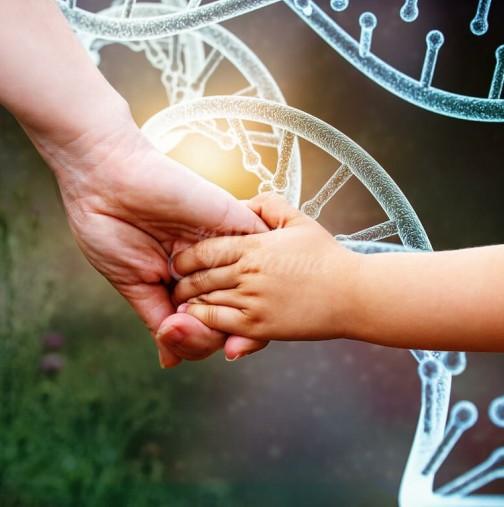 Мама или татко? Учените откриха на кой от родителите децата приличат повече - ще се изненадате от резултатите!