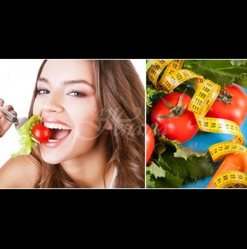 Доматената диета е перфектният летен режим за отслабване - топи 3-4 килца за няма и седмица: