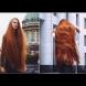 Руската Рапунцел разкри тайната на коса до кръста - ето как се е отървала от оплешивяване: