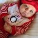 Помните ли бебето с безкрайно дългите мигли? Ето как изглежда 4 години по-късно (Снимки):