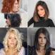 17 модерни прически за средна дължина на косата