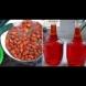 Домашен ягодов дамски ликьор Фраголино - розово изкушение за почерпка на скъпи приятелки: