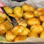 Само 1 съставка и пресните ви картофки ще станат мозък