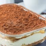 Домашно тирамису без яйца- топ рецепта на лято 2020