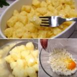 Мързеливчета за закуска-Толкова са лесни, че дори не е нужно да ги ваете специално, просто ги режете директно в тенджерата