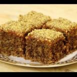 1 яйце, чаша мляко и половин бурканче сладко - нищо продукти, а става чуден Арабски кекс! Опитайте, супер вкусно е (Видео):