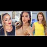 Троен сексапил на плажа: Никол Станкулова, Женя Джаферович и Алекс Петканова по бански - коя е най-секси? (Снимки)