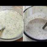 Кисело мляко с ленени семена сутрин-две добри причини да го правите