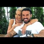 Златка и Благо се венчаха тайно - ето как се издадоха за тайната сватба (Снимка):