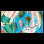 Диета 10 храни, с която ударно ще свалите качените килограми и гордо ще си облечете банския