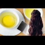 3-те маски, които са гаранция за дълга и гъста коса- яйца, кисело мляко и мая