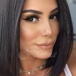 12-те най-ефектни и подходящи прически за жени с тъмна коса и средна дължина (снимки)