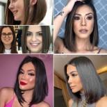15 модерни средни прически 2020 за права коса