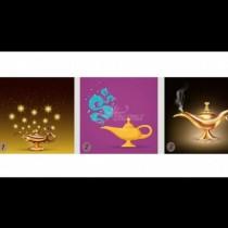 Изберете Вълшебна лампа и разберете кое съкровено желание ще ви се изпълни през ЮЛИ!!