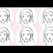 Като видите бръчките по лицето на някого, веднага ще познаете-Хоризонтална линия-логическо мислене, вертикална-аналитичен ум