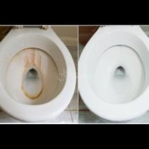 Ето как да премахнете жълти петна и плака. Сега почиствам тоалетната за 5 минути и блести от чистота!