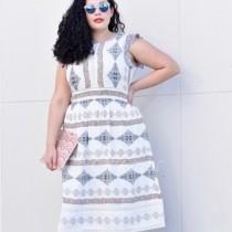 Мода за пищни дами- най- модерните рокли за 2020-2021 (Снимки)