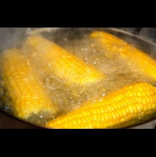 Как да си сварим царевица за 5 минути? О да, възможно е!