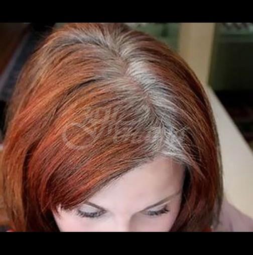 Каква е причината за ранно побелявяне на косата