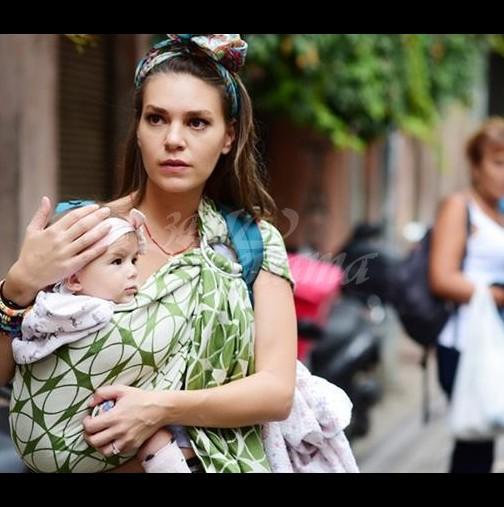 Утре в Завинаги-Дилара и Адем са пред полицията, Адем заявява на Дилара, че в този живот е обичал две жени