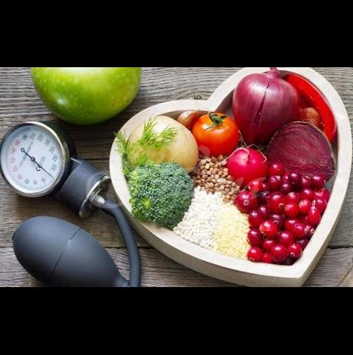 Храните, които регулират кръвното не по-зле от хапчетата - хапваш редовно и заковаваш стрелката на 120/80!