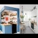 20 големи идеи за малката кухня - и като кутийка да е, пак може да има всичко! Ето няколко трика (Снимки):
