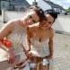 Абитуриентките, които оставиха всички без думи с роклите си (снимки)