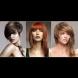 Звездна асиметрия - 29 смели, дръзки и артистични асиметрични прически за къса, среднодълга и дълга коса (Снимки):