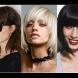 Страхотни прически за коса до раменете (30+ снимки):