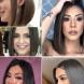 Прически 2020 за права коса