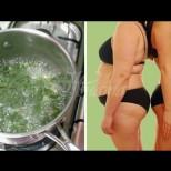 Как да стопите корема с магданоз и да спрете подуването