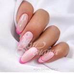 20 предимно розови маникюри за нежни дами (снимки)