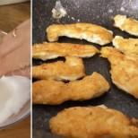 Панирано пилешко без брашно, децата го обожават, а как върви с биричката само лятото не е истина