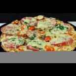 Ако знаех, че пица се прави толкова лесно и то на тиган, никога нямаше да взимам купешка