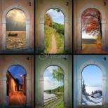Казват, че портата, която изберете ще предскаже вашето бъдеще! Е моята беше супер точна!