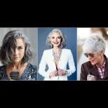 8 златни прически за дами в златната възраст - много стил, класа и красота в сиво (Снимки):