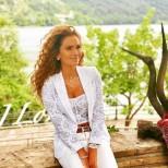 Ивайла Бакалова на най-скъпарския курорт в Италия! Перфектни форми и нежно излъчване на фона на лазурния бряг (СНИМКИ)