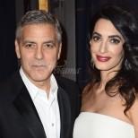 Красиви родители-красиви деца-За пръв път от две години направиха снимка на момчето на Джордж и Амал Клуни
