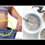 Как правилно да ядете семена от чиа, за да смените дрехите с по-малки размери, които вече не ви стават