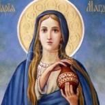 Утре се чества паметта на светицата първа произнесла думите Христос воскресе! Имен ден празнуват 5 хубави имена!