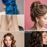 10 прости и невероятно красиви прически за дълга коса