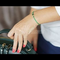 Не само червеният конец предпазва-Ето защо трябва да носите зелен конец със силно влияние