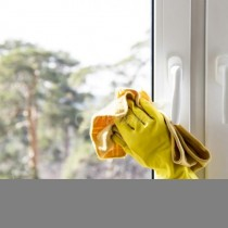 Само слагам 1 капка и прозорците стават невидими от чистота и няма търкане с часове