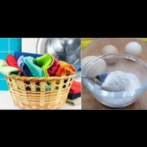Като пера бяло, задължително слагам стрити яйчени черупки в пералнята - първо опитайте, а после ще ми благодарите!