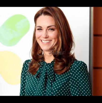 Кейт смени имиджа със замах и стана неустоима - по-свежа, по-млада, по-жизнена (Снимки):