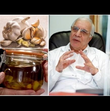 Ето как се прави прочутата смес на проф.Чирков с 10 глави чесън - пази от инфаркт и високо кръвно: