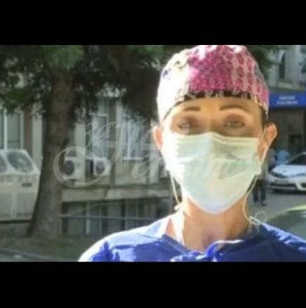Млада лекарка от Велико Търново съсипа Мангъров