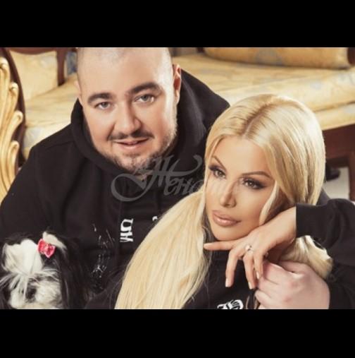 Светлана Гущерова се обясни в любов на Християн с романтична снимка навръх годишнината им (Снимка):