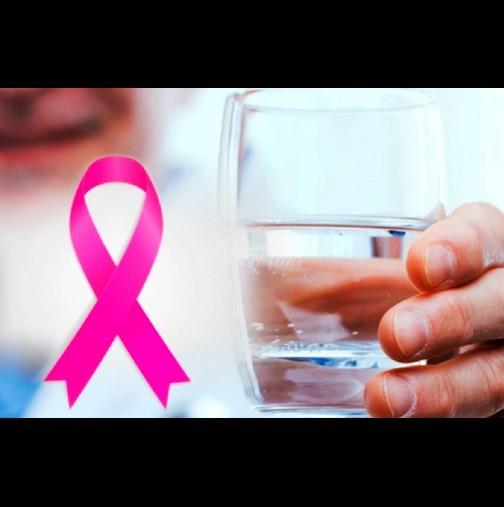 Водата, която убива рака - чаша от нея пречиства на клетъчно ниво и забавя стареенето: